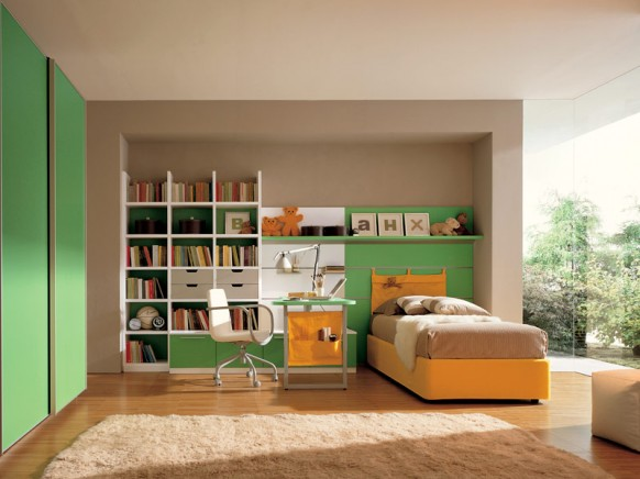 kids bedroom 582x436  