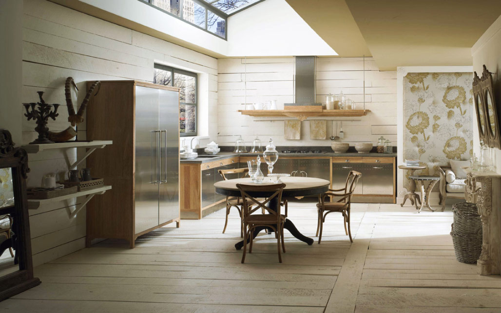 Country Kitchen Style For Modern House Country Style Kitchen Pictures From Marchi Cucine