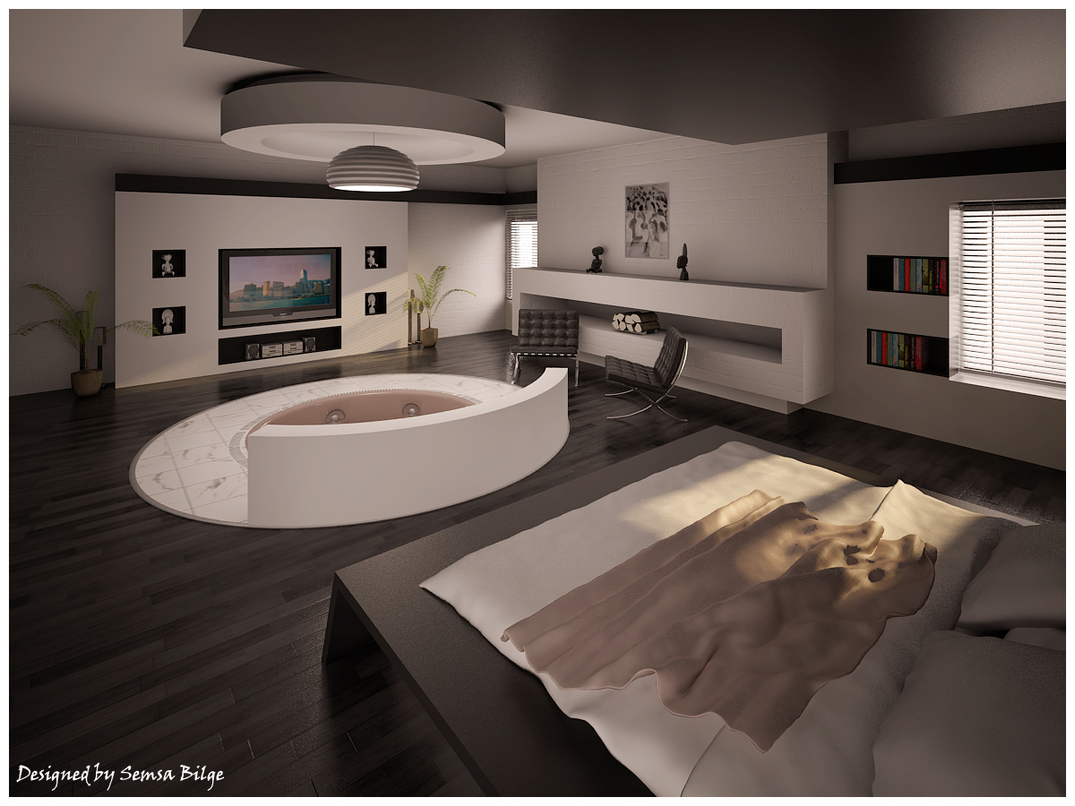 Very Best Beautiful Master Bedroom with a Hot Tub 1200 x 900 · 622 kB · jpeg
