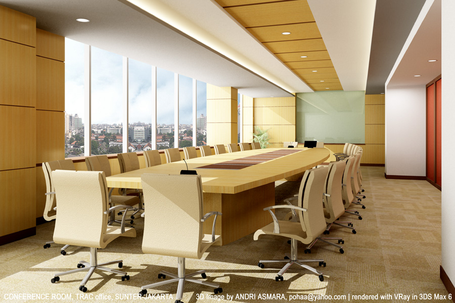 Office meeting room designs for Big office design