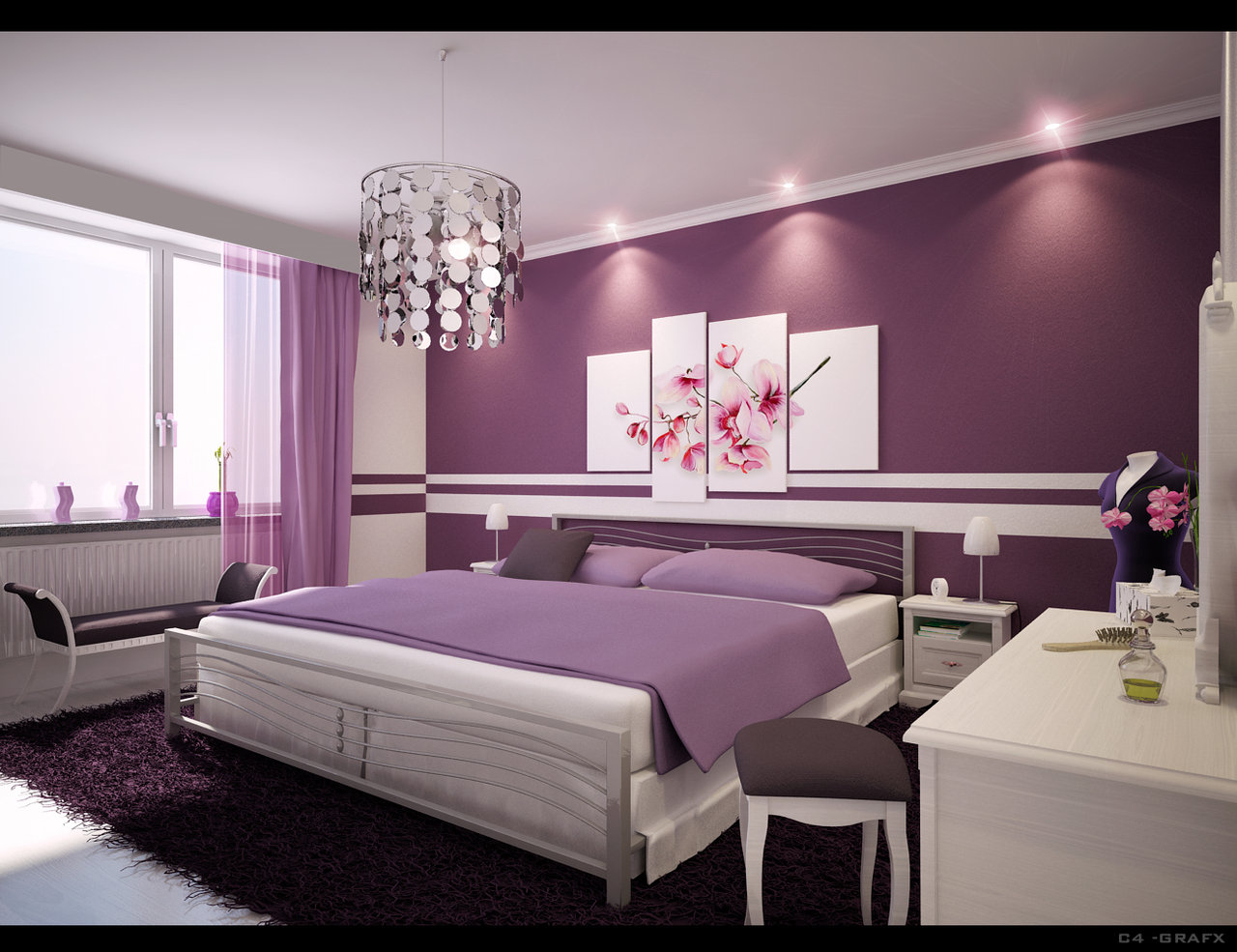 Great Bedroom Interior Design Ideas 1280 x 985 · 201 kB · jpeg