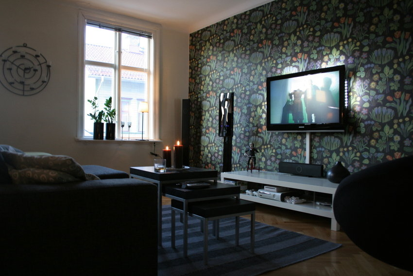 Tv room decorating ideas dream house experience for Better living designs