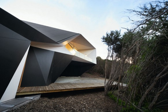 klein bottle house design