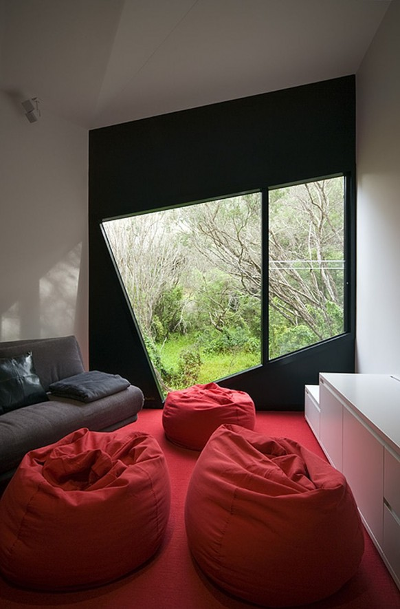 klein bottle house interior