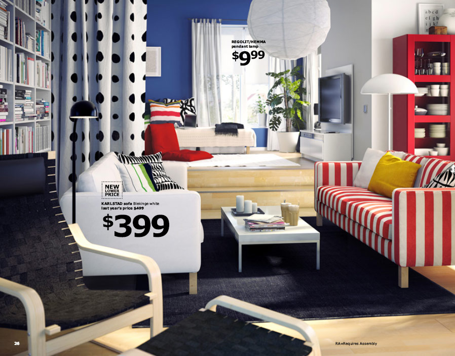 ikea furniture catalogue