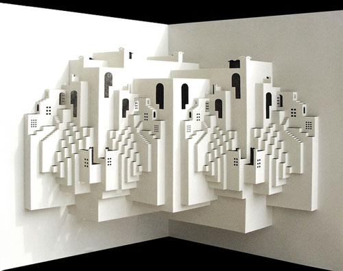 Dreams homes interior design luxury stunning paper for Paper craft home