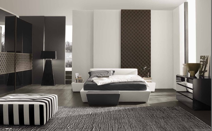 Perfect Beautiful Grey Bedroom Design 735 x 455 · 81 kB · jpeg