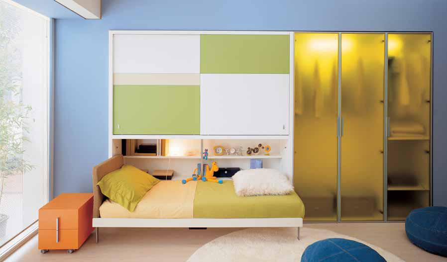 Ideas for teen rooms with small space for Bedroom designs for small rooms