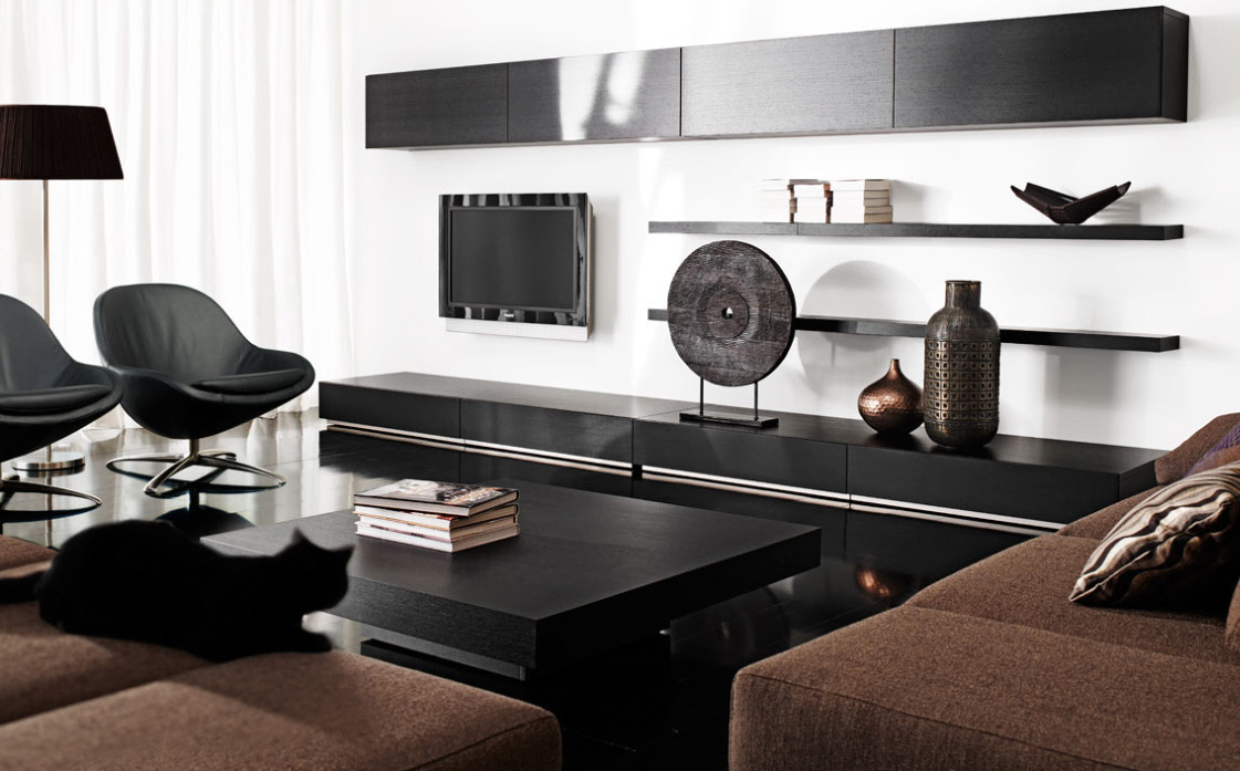 contemporary living room furniture. Black Bedroom Furniture Sets. Home Design Ideas