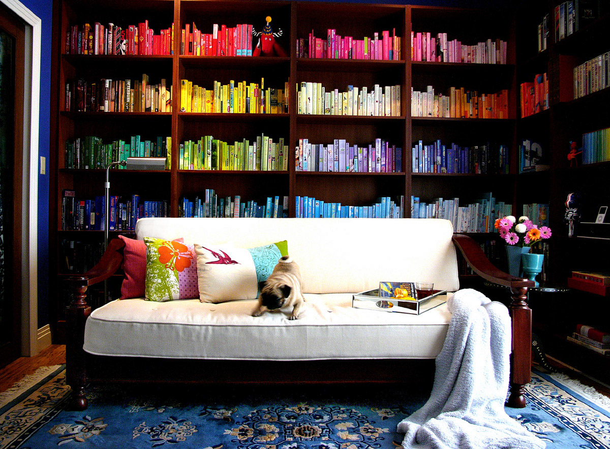 Brilliant Color-Coded Library 1200 x 883 · 449 kB · jpeg