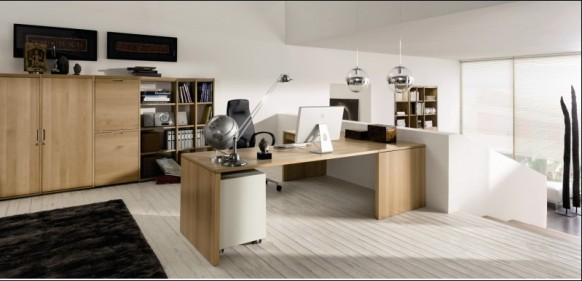 Modern Home Office Furniture Designs - Furniture Designs