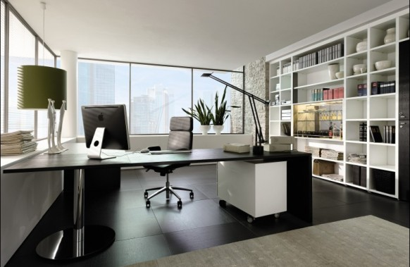 Luxury Home Office 1