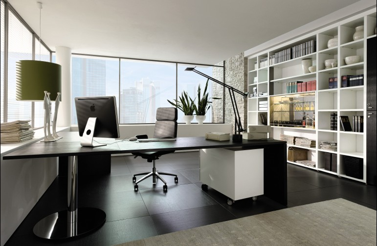 Outstanding Modern Home Office Design 771 x 503 · 84 kB · jpeg