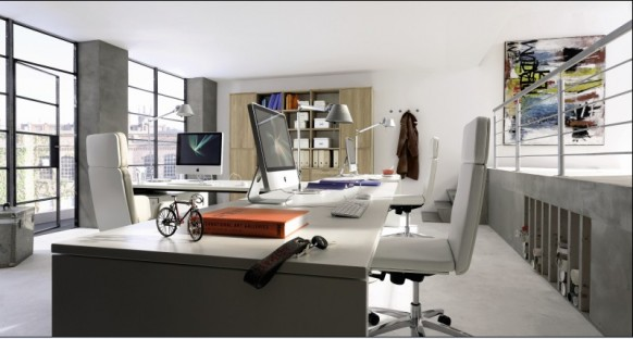 Luxury Home Office 2