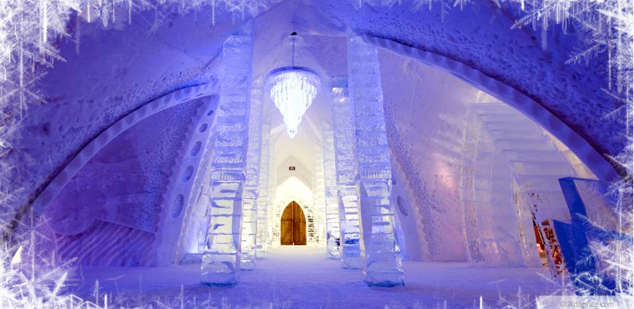 Ice Hotel (Quebec) - Wikipedia