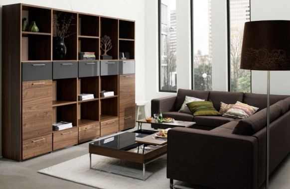 Modern Contemporary Living Room Furniture Designs