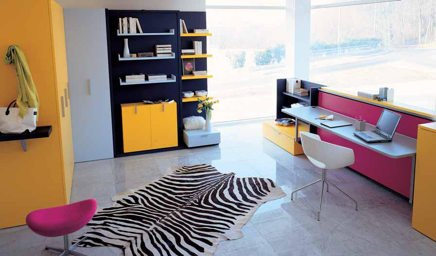 Ideas for teen rooms with small space - Teen bedroom ideas ...