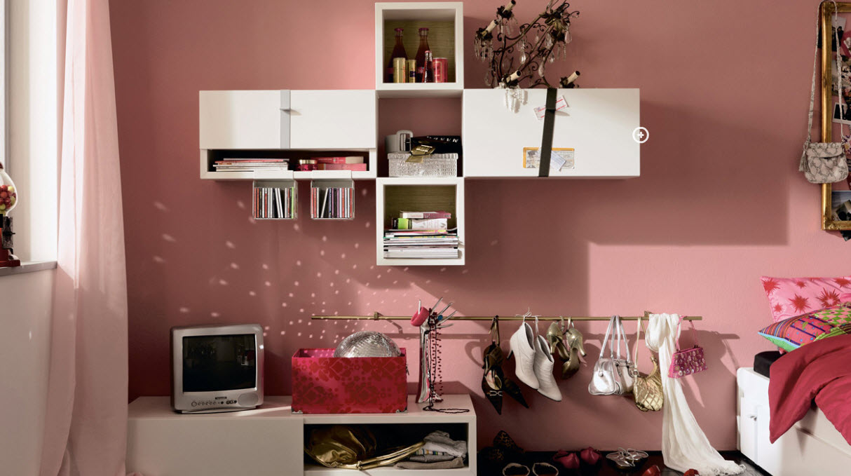 Trendy teen rooms - Designs for room for teenagers ...