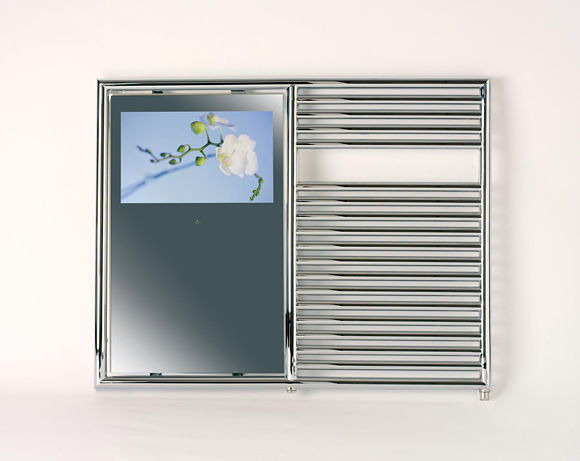 Aquavision Towel Rail TV