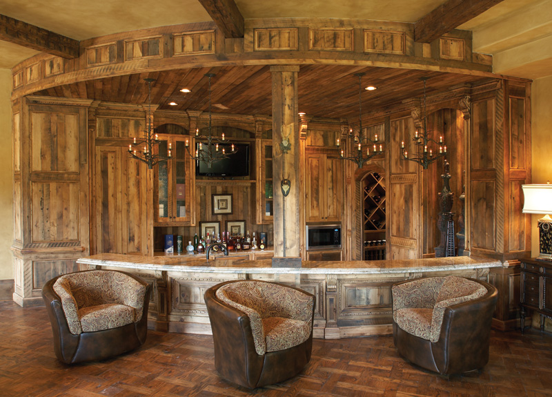 Home Design Bar Ideas: Home Bar Design Ideas