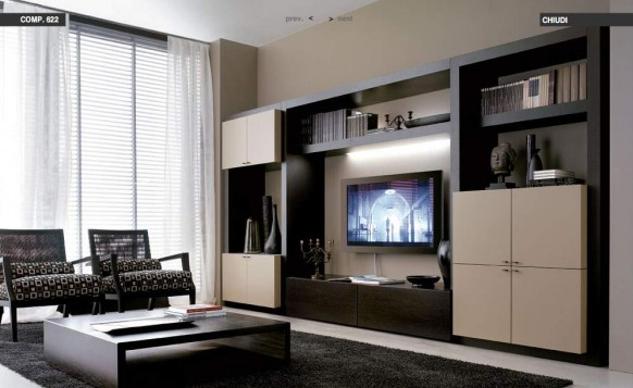Modern Living Rooms from Tumidei pic 3