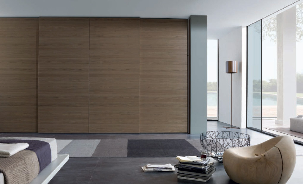 Wardrobe Closet with Sliding Doors
