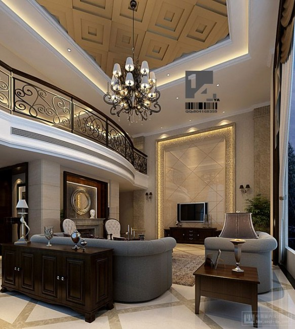 Modern chinese interior design ideas home office for Modern home decor from china