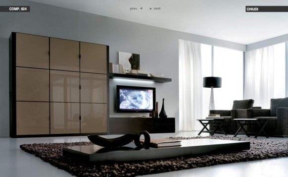 Modern Living Rooms from Tumidei pic 5