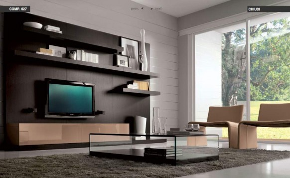 Modern Living Rooms from Tumidei pic 6