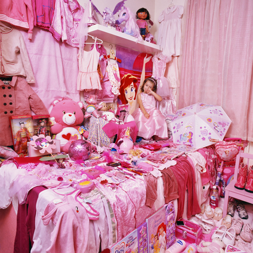 Cute Room For Baby: toddler princess room