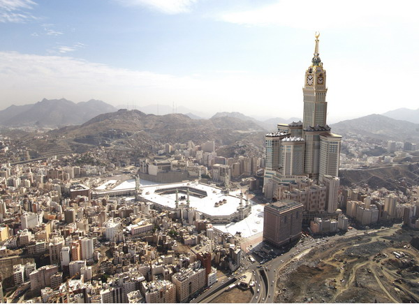 foto Abraj Al-Bait Towers