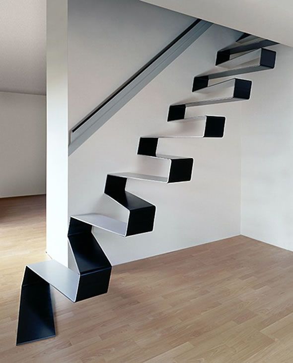Staircase ideas on pinterest staircase design stairs - Classy images of cool staircase design ...