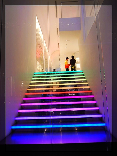 Brilliant Colorful Stairs 375 x 500 · 88 kB · jpeg