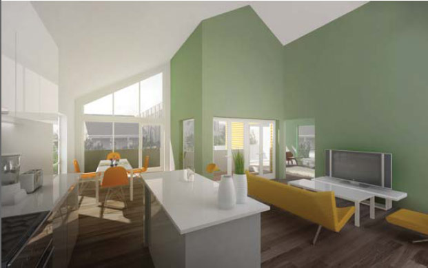 eco home interior