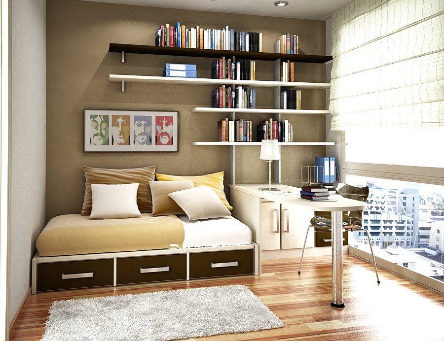 Space saving ideas for small kids rooms smiuchin - Space saving tips for your dorm room ...