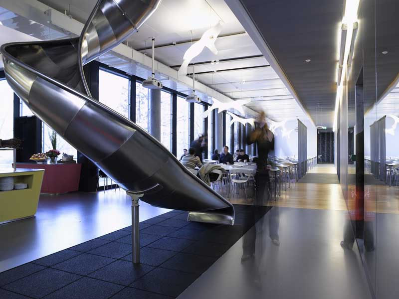 Googles offices from around Europe