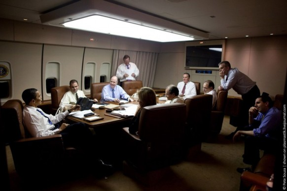 Board room Air Force 1