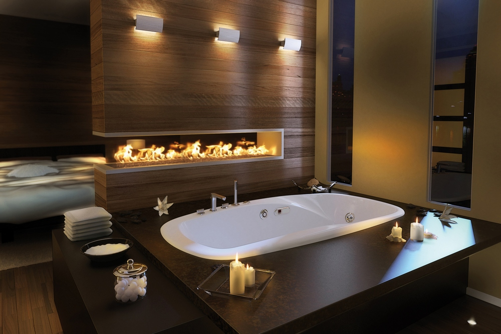 Beautiful bathroom ideas from pearl baths for Beautiful bathrooms
