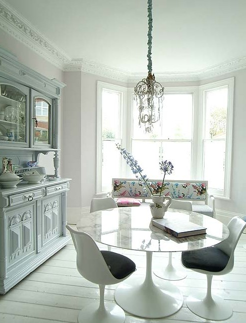 Beautiful Interior Classic Design Georgian house Decoration in London