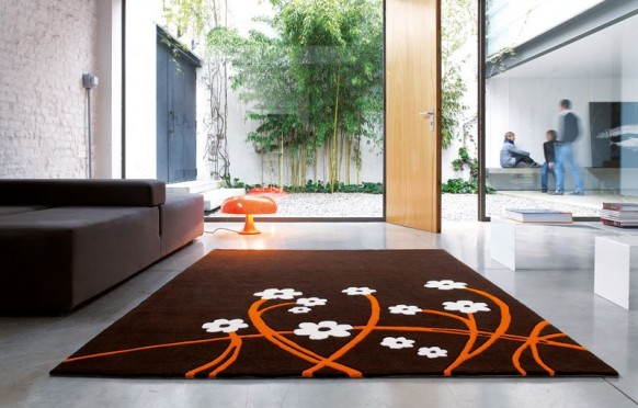 ultra luxury rug design