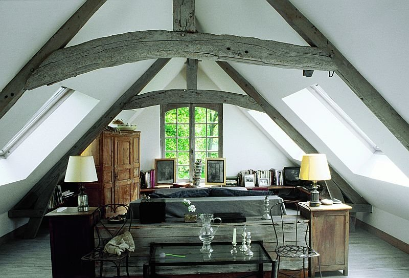 French Country House Interiors