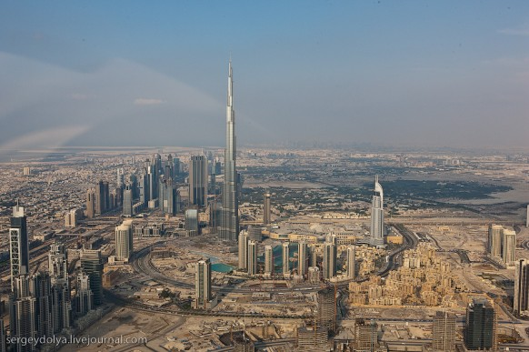 city of dubai - impeccible city