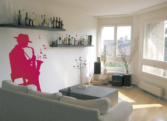 Natural Cool Wall Decals from Walltat