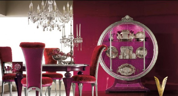 New Luxurious Interiors Design from Altamoda