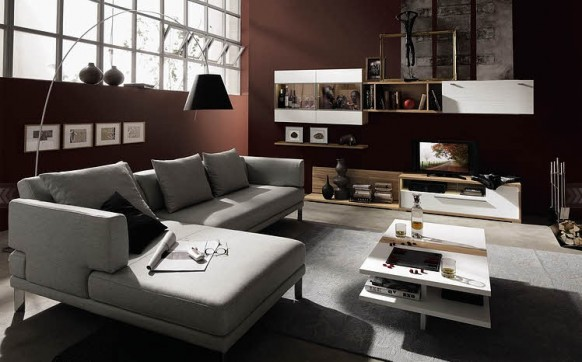 Design Living Room Collection From Huelsta 2010