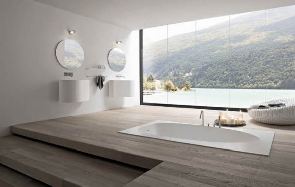 New Concept Design Modern Bathrooms