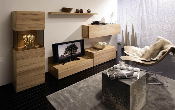 Modern 2010 Living Room Collection From Huelsta