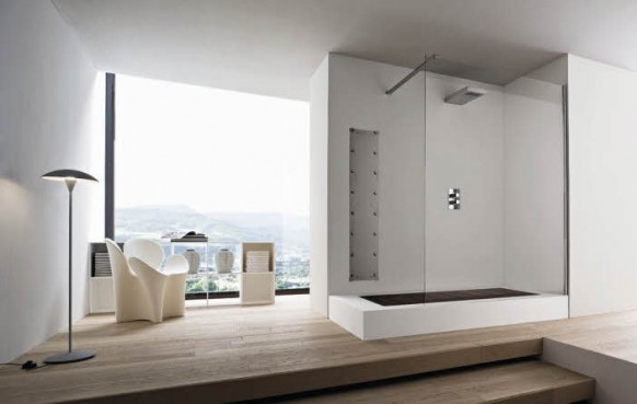 New Modern Bathroom Designs 2010 from Rexa