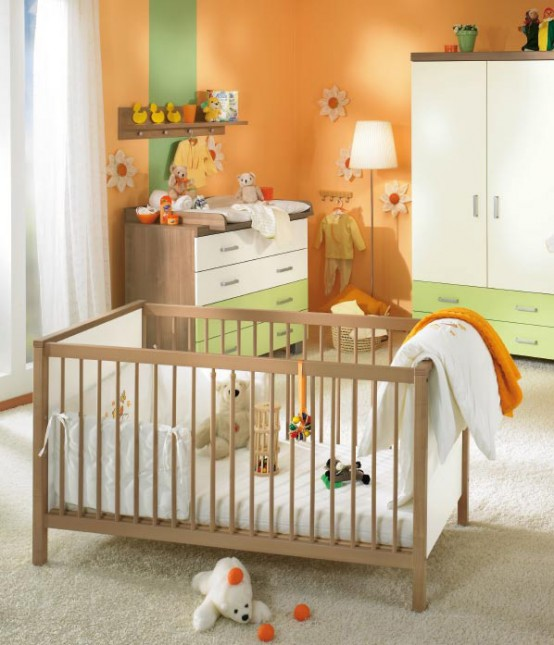 Baby Room Decor Ideas from Paidi