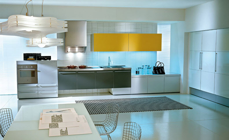 Floating Cabinets  Kitchen Remodel  Pinterest  Kitchen Design Fair Interior Design Kitchens 2014 Design Ideas